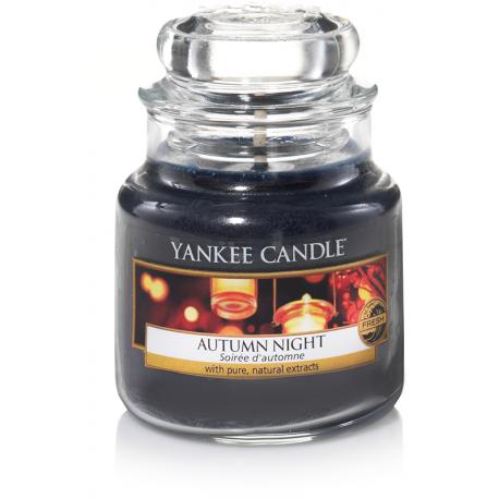 Yankee Candle Autumn Night Giara Piccola