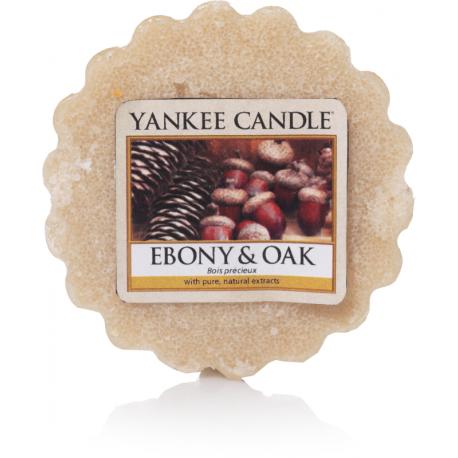 Yankee Candle Ebony & Oak Tart Profumate