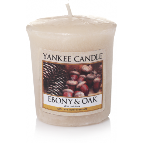 Yankee Candle Ebony & Oak Votivo