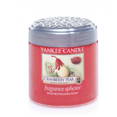 Yankee Candle Cranberry Pear Sfere Profumate
