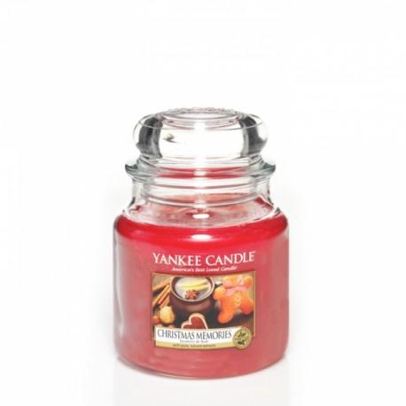 Yankee Candle Christmas Memories Giara Media