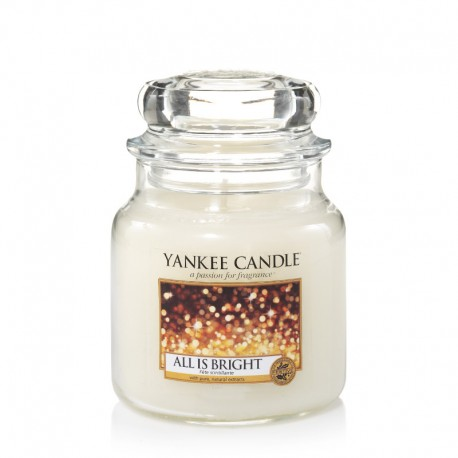 Yankee Candle All Is Bright Giara Media