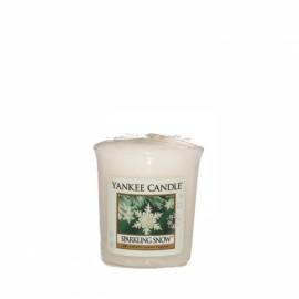 Yankee Candle Sparkling Snow Votivo