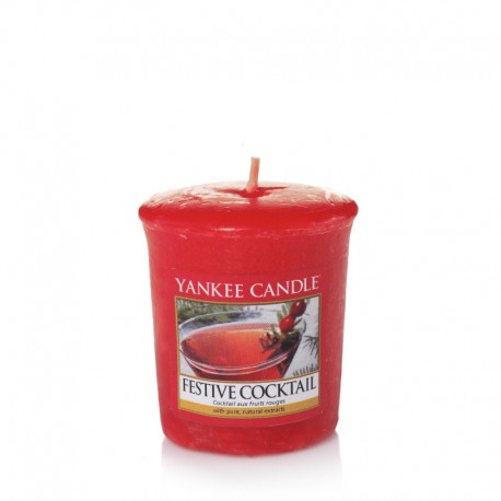 Yankee Candle Festive Cocktail Votivo