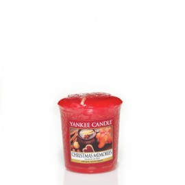 Yankee Candle Christmas Memories Votivo
