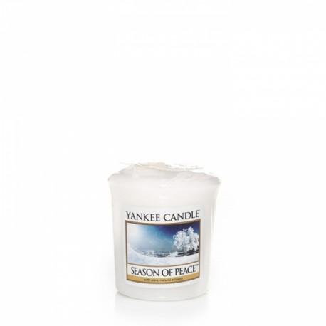 Yankee Candle Season Of Peace Votivo