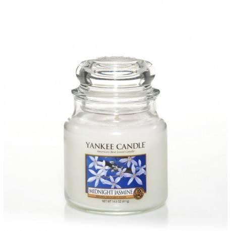 Yankee Candle Midnight Jasmine Giara Media