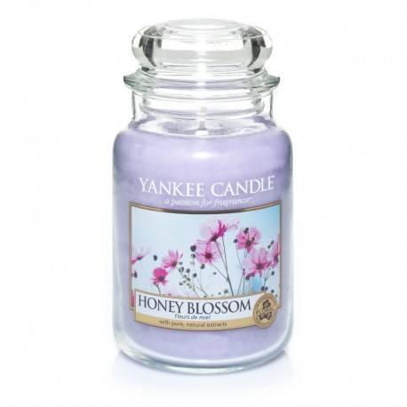 Yankee Candle Honey Blossom Giara Grande