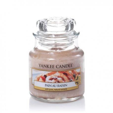 Yankee Candle Pain Au Raisin Giara Piccola