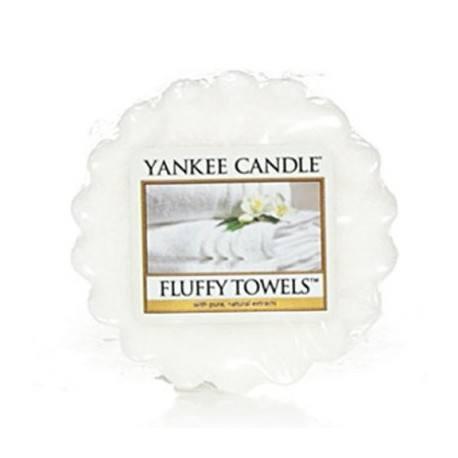 Yankee Candle Fluffy Towels Tart Profumate