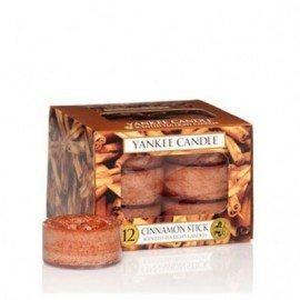 Yankee Candle Cinnamon Stick Tea Light Profumate