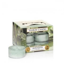 Yankee Candle Aloe Water Tea Light Profumate