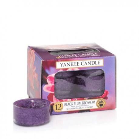 Yankee Candle Black Plum Blossom Tea Light Profumate