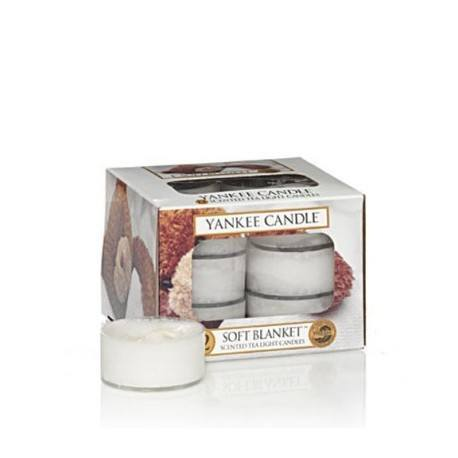 Yankee Candle Soft Blanket Tea Light Profumate