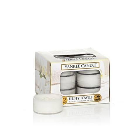 Yankee Candle Fluffy Towels Tea Light Profumate