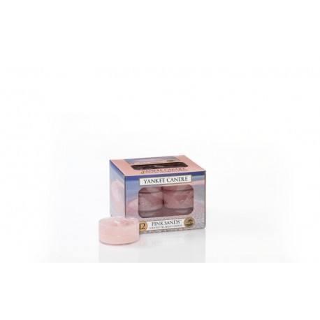 Yankee Candle Pink Sands Tea Light Profumate