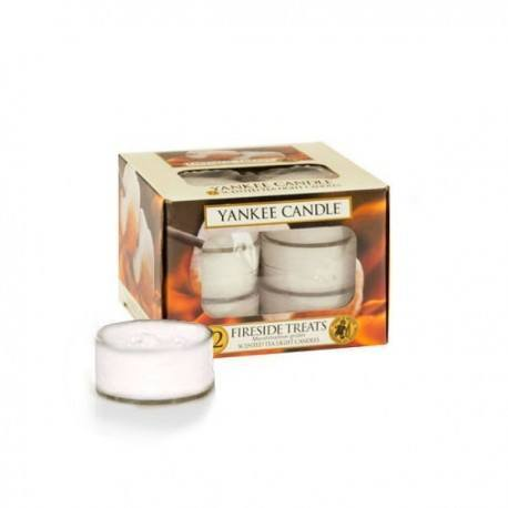 Yankee Candle FireSide Treats Tea Light Profumate