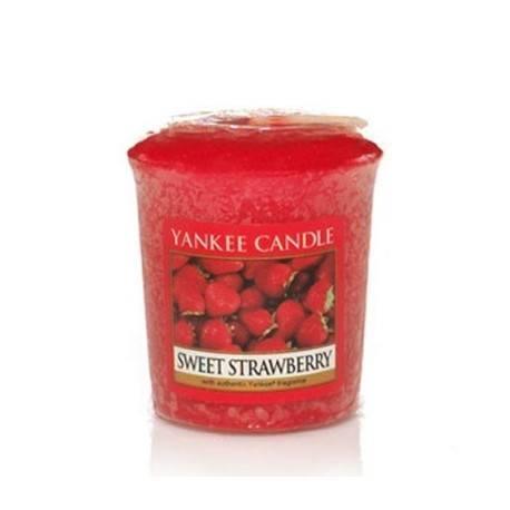 Yankee Candle Sweet Strawberry Sampler Profumate