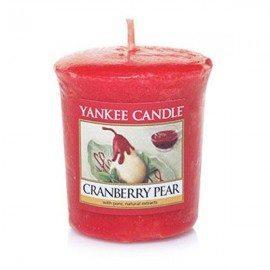 Yankee Candle Cramberry Pear Sampler Profumate