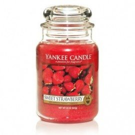 Yankee Candle Sweet Strawberry Giara Grande