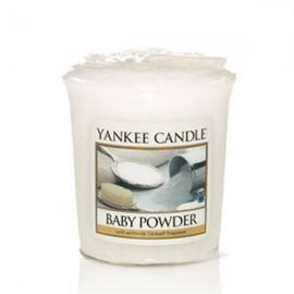 Yankee Candle Baby Powder Sampler Profumate