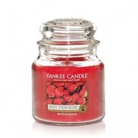 Yankee Candle Sweet Strawberry Giara Media