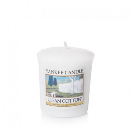 Yankee Candle Celan Cotton Sampler Profumate