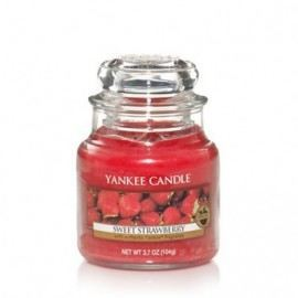 Yankee Candle Sweet Strawberry Giara Piccola