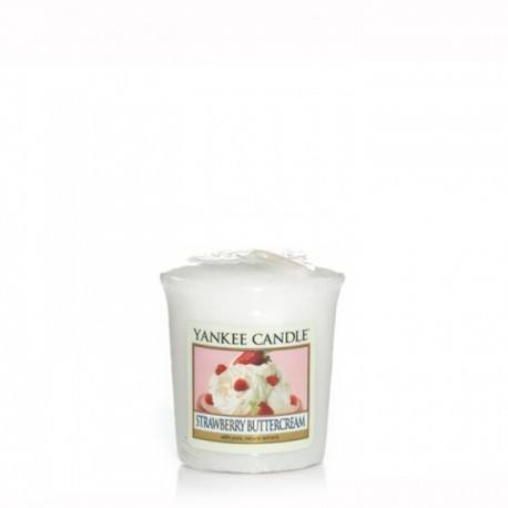 Yankee Candle Strawberry Buttercream Seampler Profumate