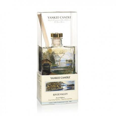 Yankee Candle River Valley Diffusore a Bastoncini
