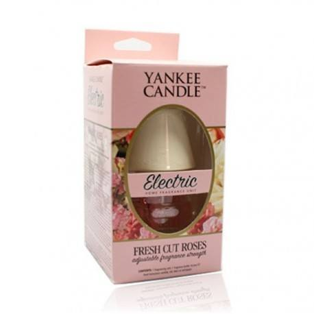 Yankee Candle Fresh Cut Roses Diffusore Elettrico