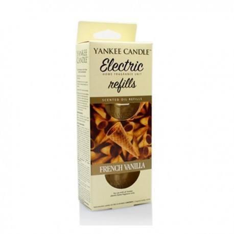 Yankee Candle Beach French Vanilla Diffusore Elettrico 2 pz