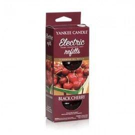 Yankee Candle Black Cherry Diffusore Elettrico 2 pz