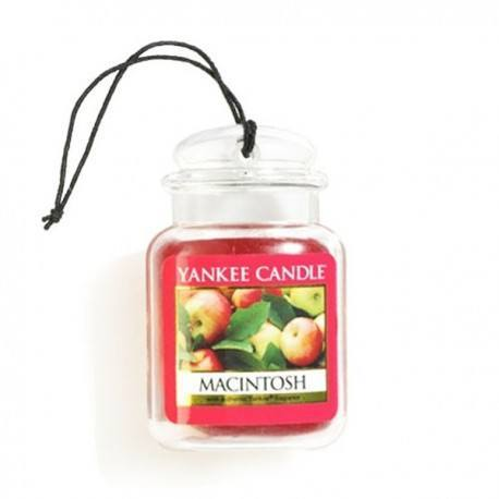 Yankee Candle Macintosh Car Jar Ultimate