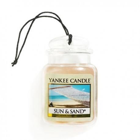 Yankee Candle Sun and Sand Car Jar Ultimate