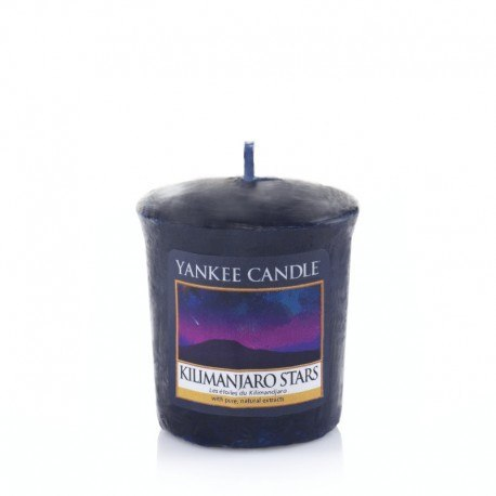 Yankee Candle Kilimanjaro Stars Seampler Profumate