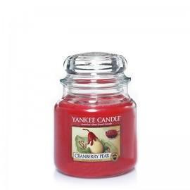 Yankee Candle Cramberry Pear Giara Media