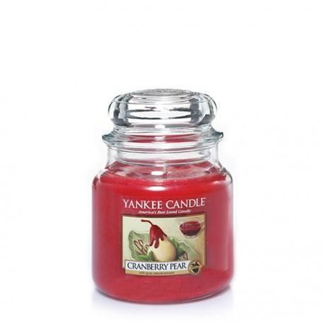 Yankee Candle Cramberry Pear Giara Media