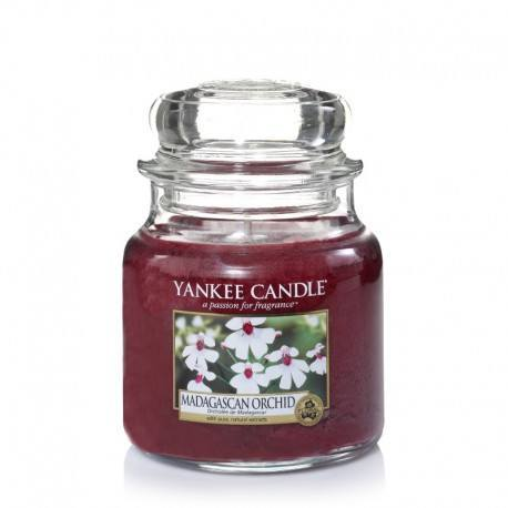 Yankee Candle Madagascan Orchid Giara Media