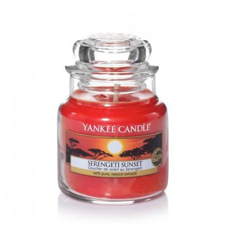 Yankee Candle Serengeti Sunset Giara Piccola