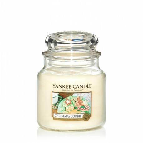 Yankee Candle Christmas Cookie Giara Media