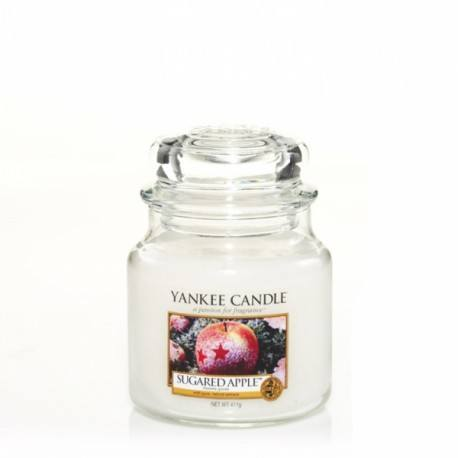 Yankee Candle Sugared Apple Giara Media