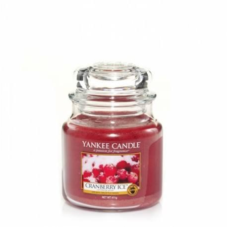 Yankee Candle Cranberry Ice Giara Piccola