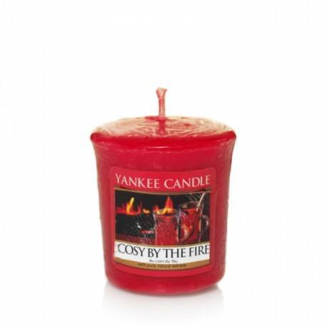 Yankee Candle Cosy By The Fire Votivo