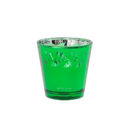 Yankee Candle Porta Votivo Holly Verde