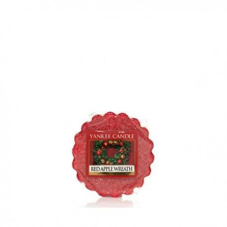 Yankee Candle Red Apple Wreath Tart Profumate