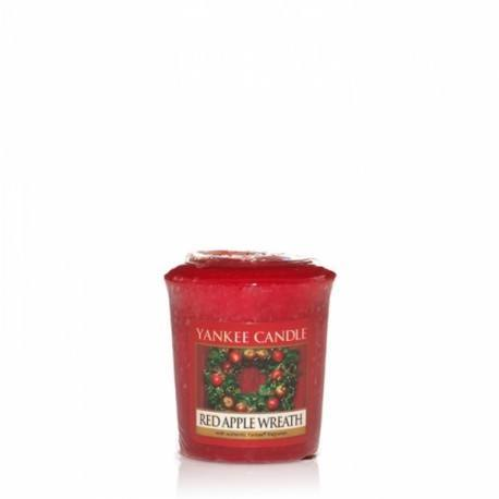 Yankee Candle Red Apple Wreath Votivo