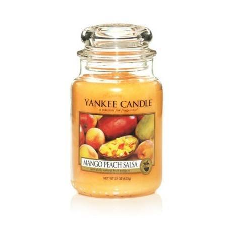 Yankee Candle Mango Peach Salsa Giara Grande