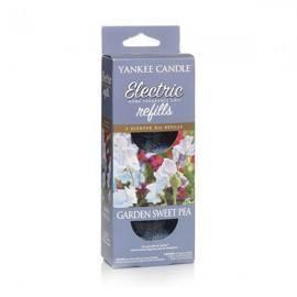 Yankee Candle Garden Sweet Pea Diffusore Elettrico 2 pz