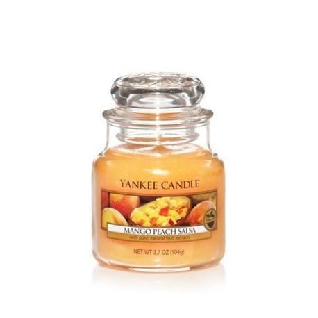 Yankee Candle Mango Peach Salsa Giara Piccola